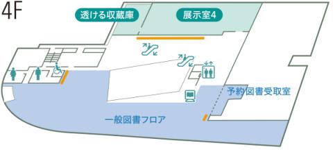 TOYAMAキラリ 4階